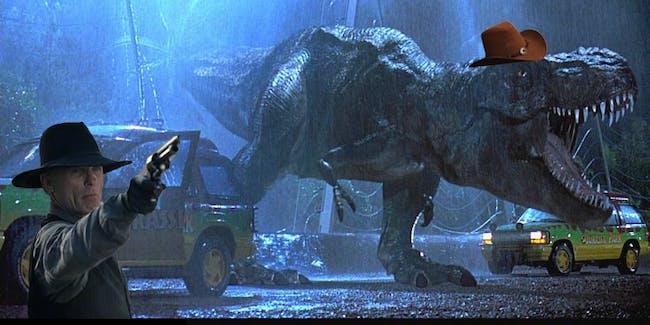 Jurassic Park easter egg in 'Westworld'