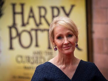 J.K. Rowling Really, Really Likes Field Hockey