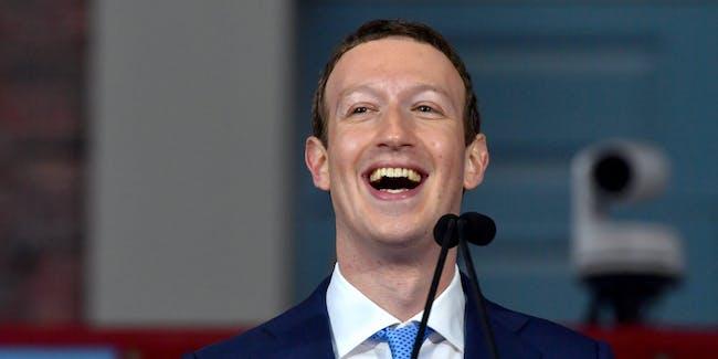 Facebook Mark Zuckerberg Getty Images / Paul Marotta