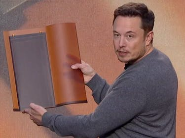 Elon Musk Just Announced Tesla Solar Glass Roof Pre-Orders