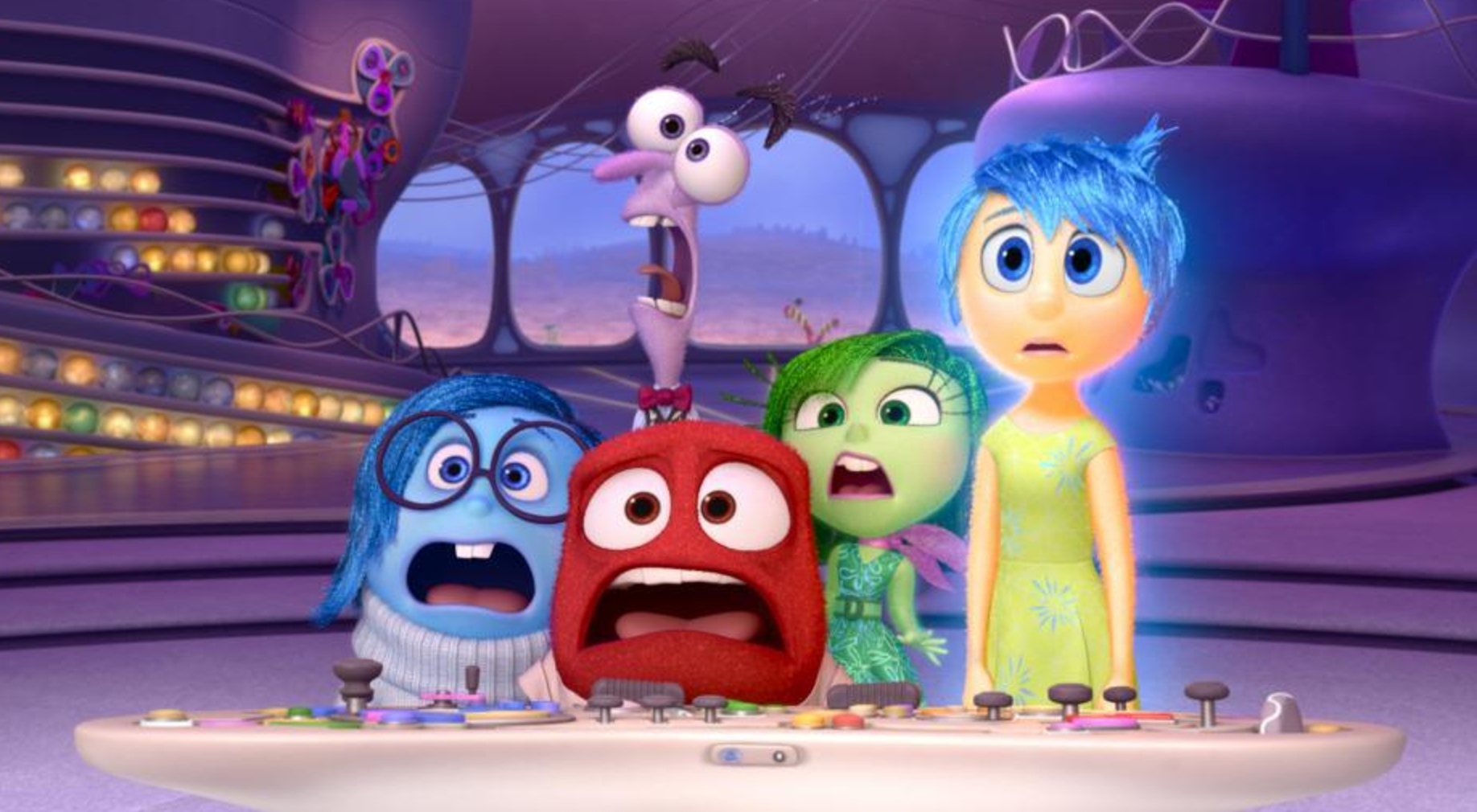 """There are not just five emotions like in """"Inside Out."""""""