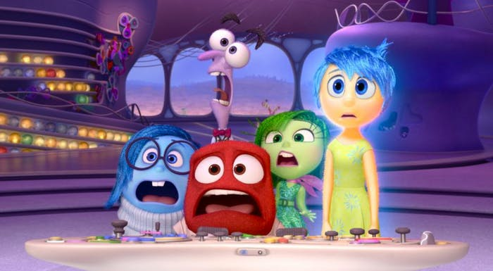 "There are not just five emotions like in ""Inside Out."""