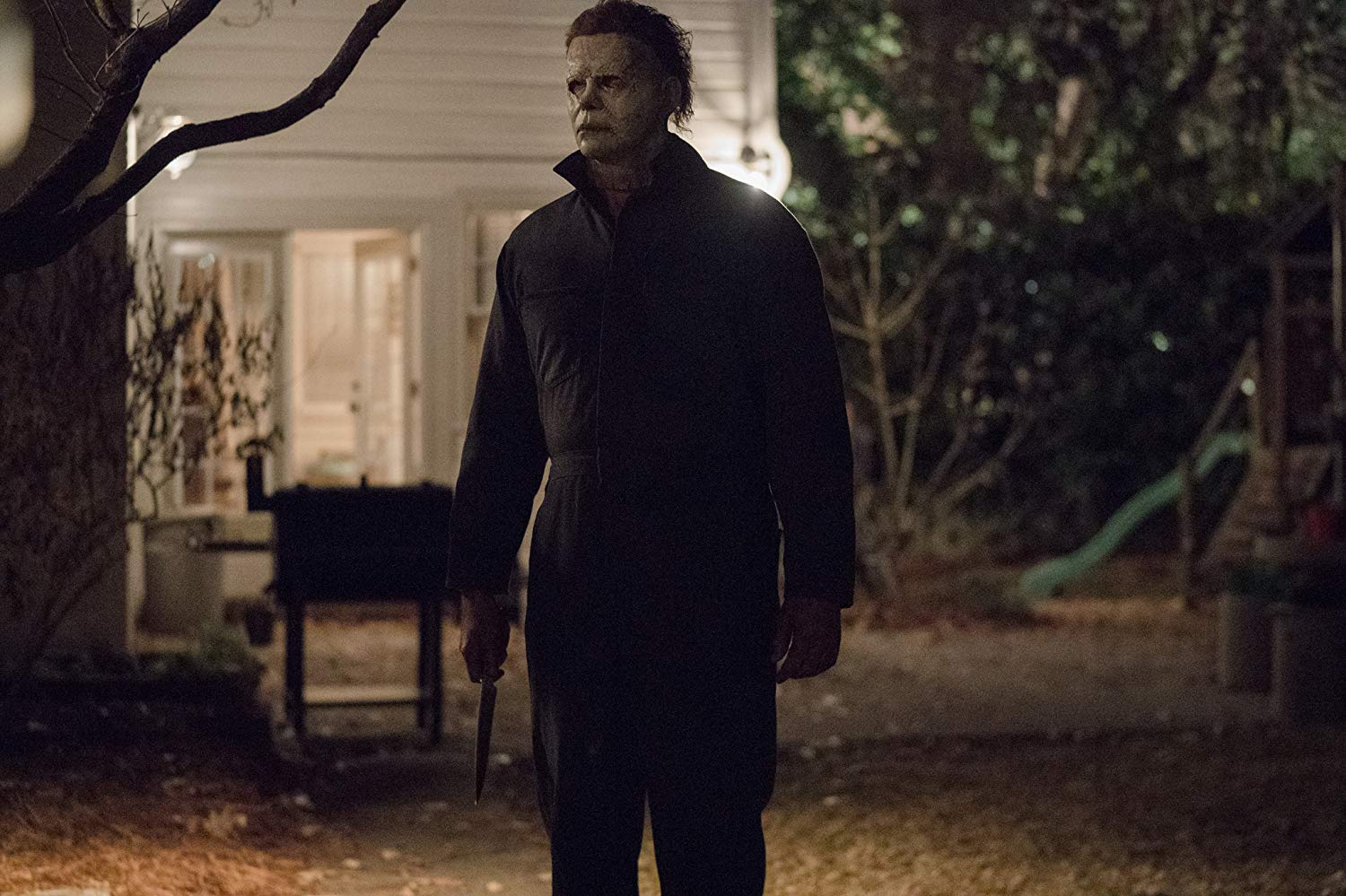 Halloween 2018 Alternate Ending.Halloween 2018 Ending Explained Spoilers Is Michael Myers Dead