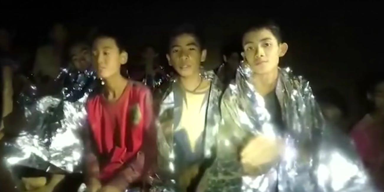 thai cave boys guardian