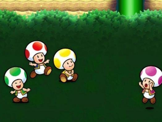 How to Get Different Colored Toads in 'Super Mario Run'