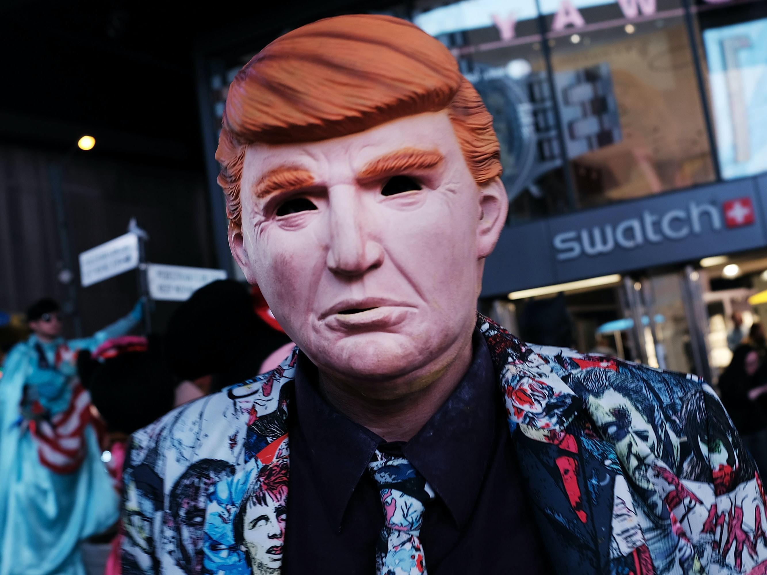 The 10 Super Villains Most Like Donald Trump
