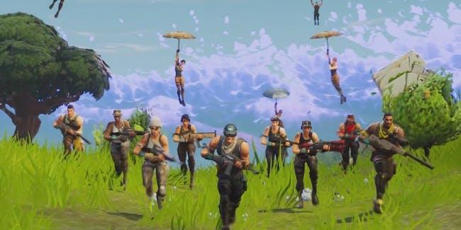 'Fortnite: Battle Royale' is getting big changes in version 4.5.