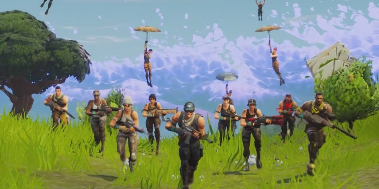 'Fortnite: Battle Royale' is getting big changes in version 4.5.
