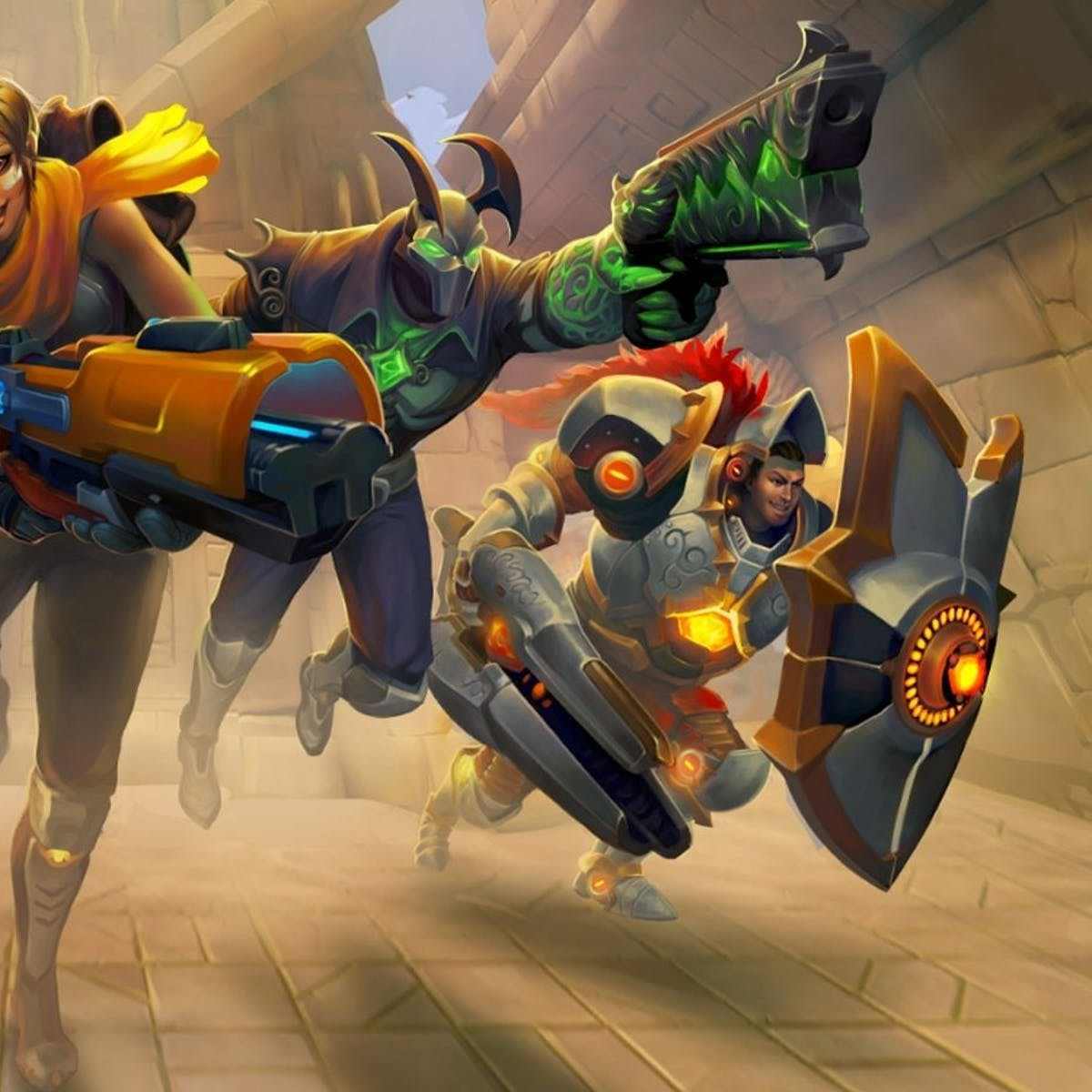 Paladins' Nintendo Switch Review: The Ideal Mobile 'Overwatch
