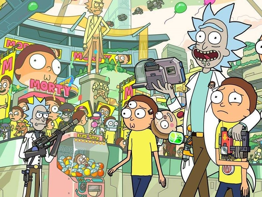 How to Get the Most Out of the 'Rick and Morty' Mobile Game 'Pocket Mortys'
