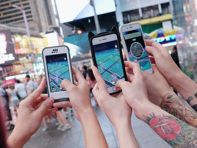 'Pokemon Go' Update Does Nothing But Make Players Angry