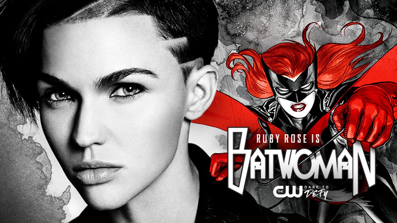 Ruby Rose Arrowverse Batwoman