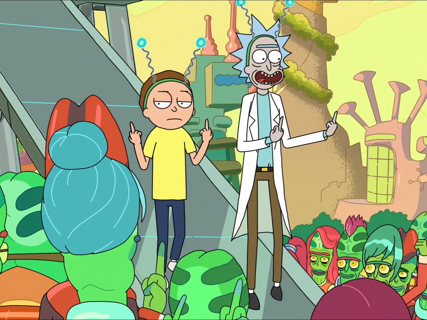 Everything We Know About 'Rick and Morty' Season 3