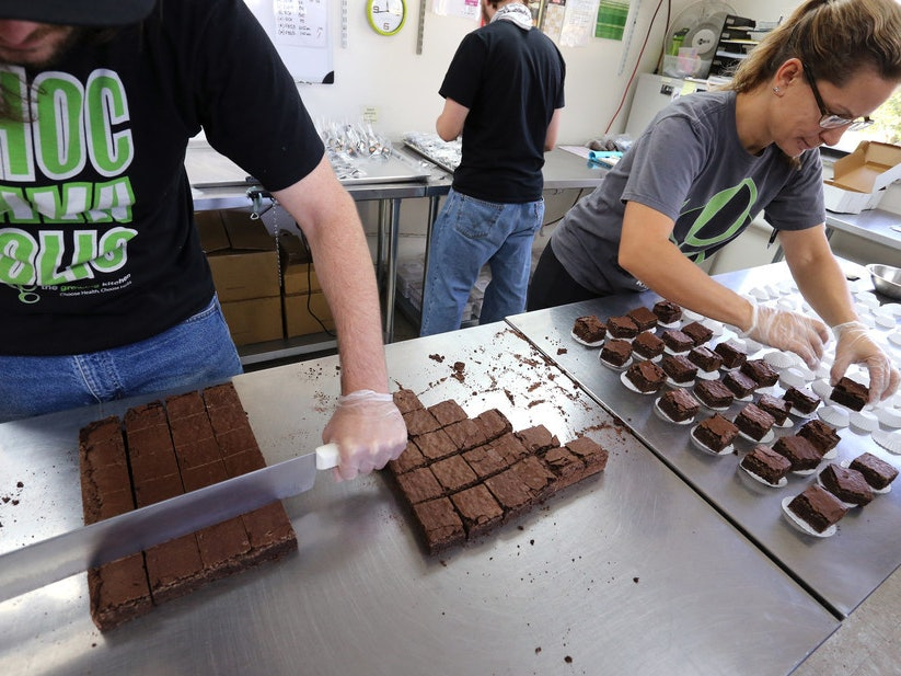 Pot Brownies Aren't As Innocent As They Might Seem