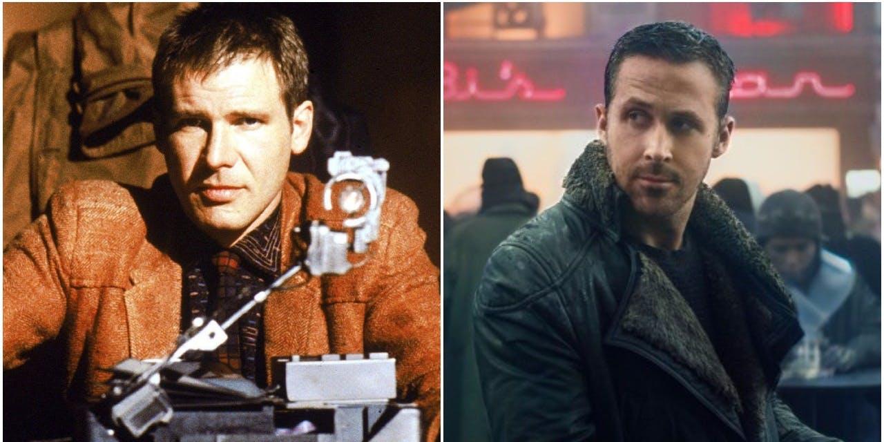 Harrison Ford Ryan Gosling Blade Runner Sequel Third 2049
