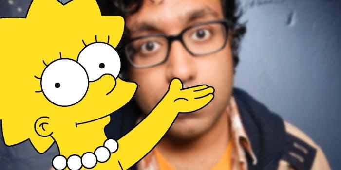 Simpsons Apu Hari Kondabolu