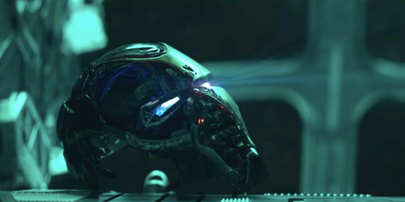 'Avengers: Endgame'.