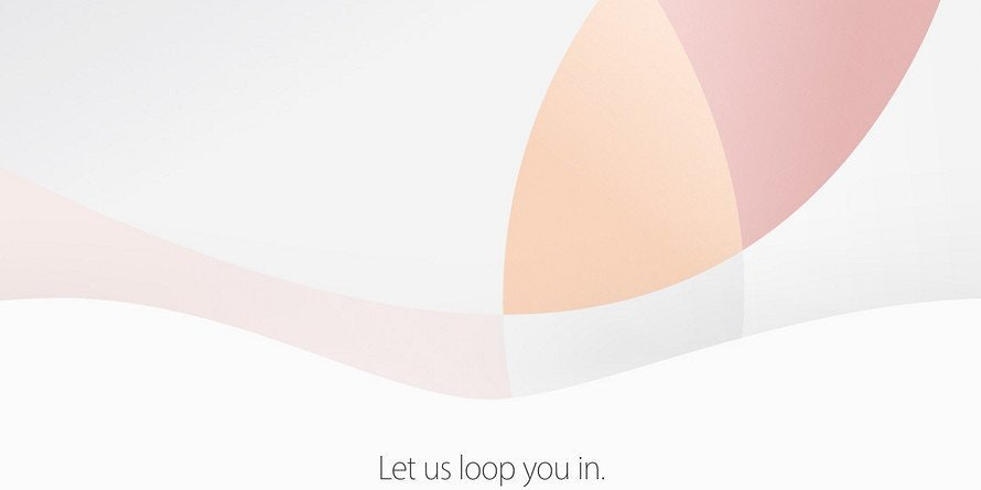 Apple Promises to 'Loop You In' on This Invitation to Its ...