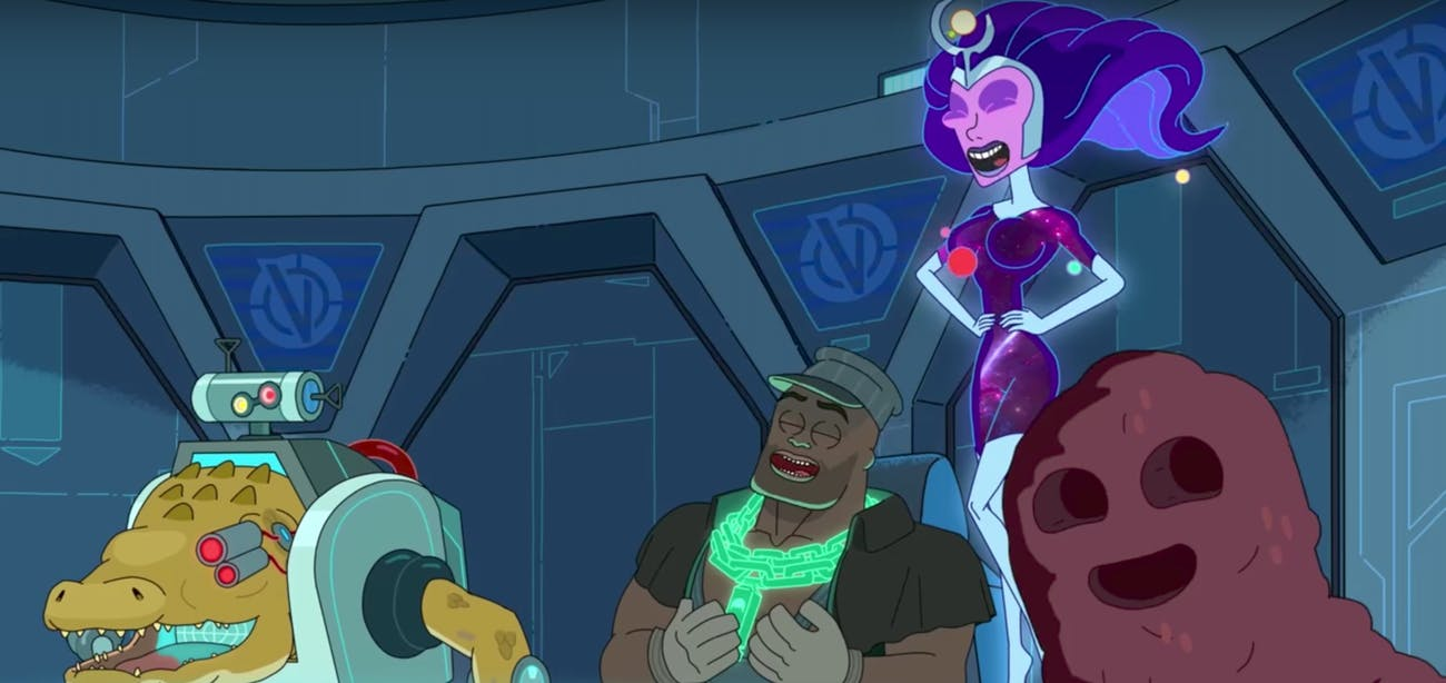 Who are the rest of the Vindicators?
