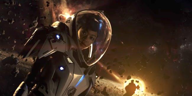 First 'Star Trek: Discovery' Trailer Teases Klingon War ...