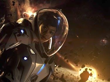 First 'Star Trek: Discovery' Trailer Teases Klingon War