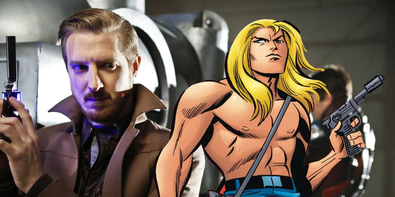 Legends of Tomorrow Kamandi
