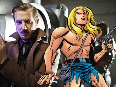 Kamandi Is on the Table for 'Legends of Tomorrow' Season 3
