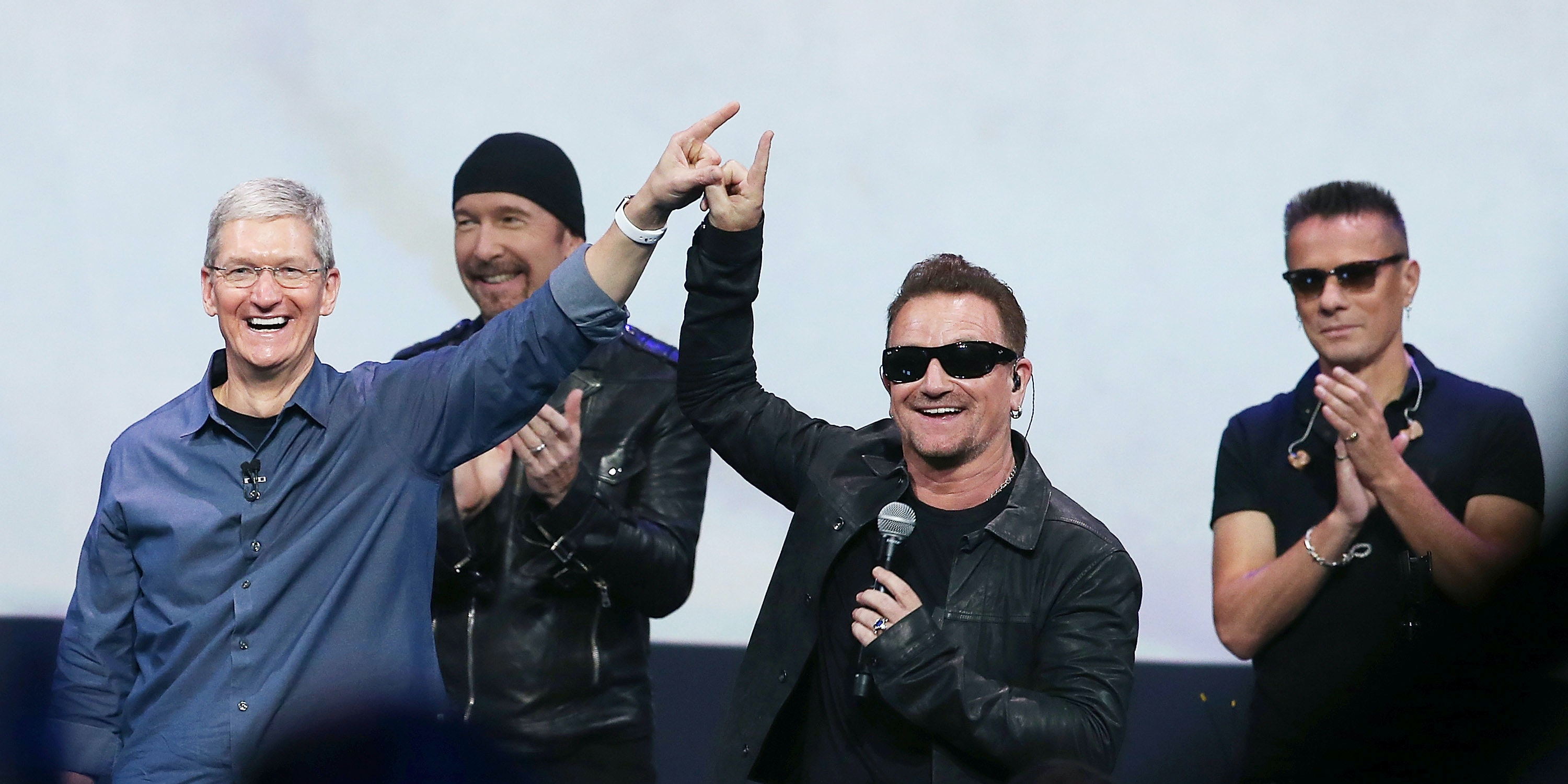 U2 Music Videos Are Now Being Used in Artificial Intelligence Study