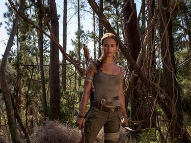 New 'Tomb Raider' Character Photos Reveal Lara Croft's Look
