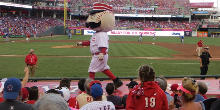 20160628 69 Great American Ballpark, Cincinnati, Ohio