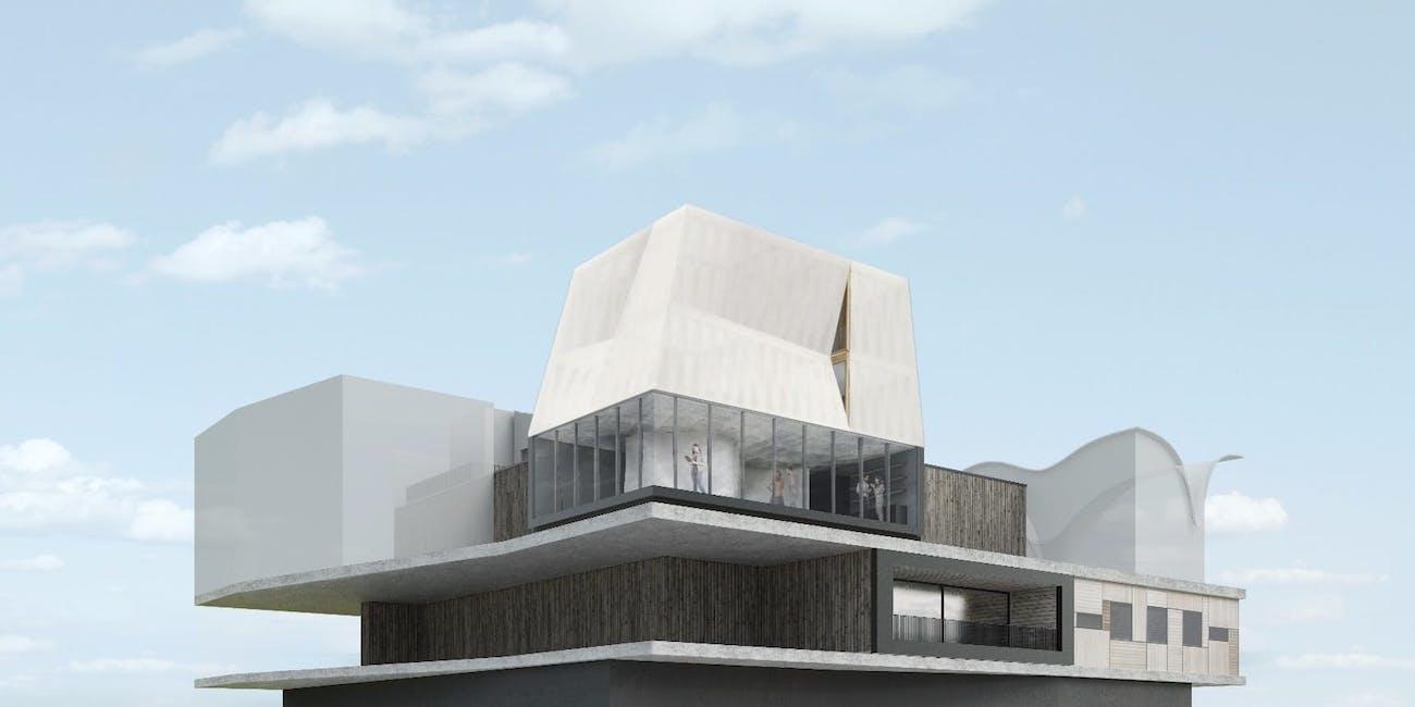 DFAB HOUSE construction design plan architecture automation