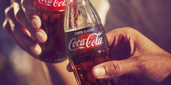Coca-Cola Zero Sugar coke zero diet