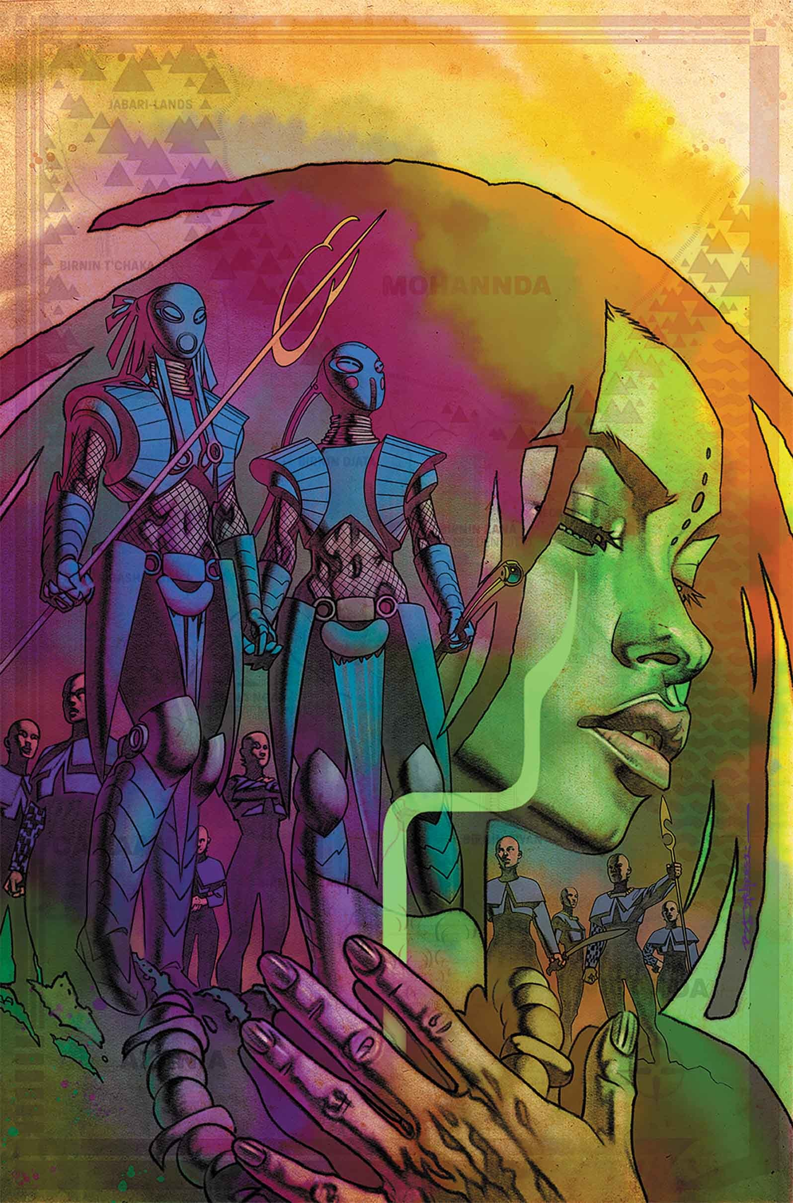 Stelfreeze variant cover