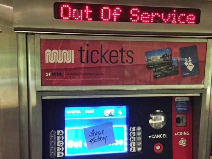 SF's Muni Transit System Got Hacked to Give Out Free Rides