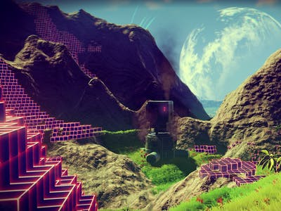 When You Start 'No Man's Sky' Fix Your Scanner ASAP