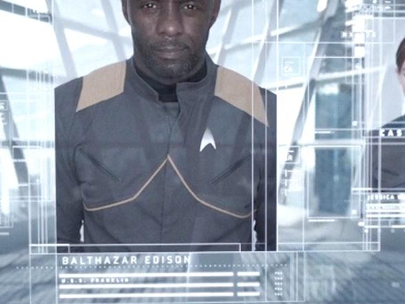 Captain Balthazar's service record in 'Star Trek Beyond.'