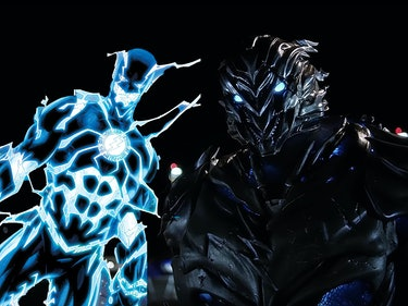 Let's Unpack the Theory That Future Barry Allen Is Savitar