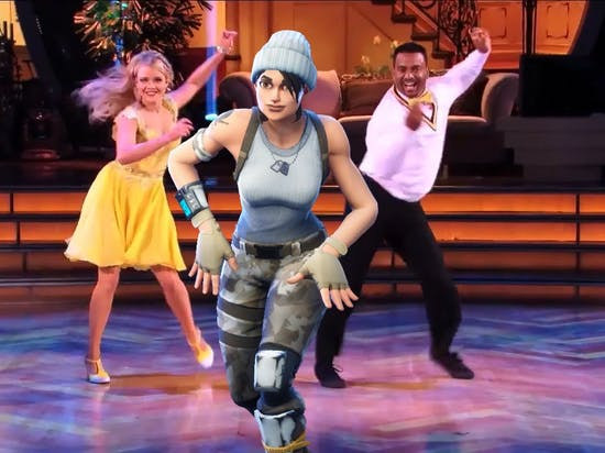 'Fortnite' is getting a 'Dancing With the Stars'-style competition at E3 2018.