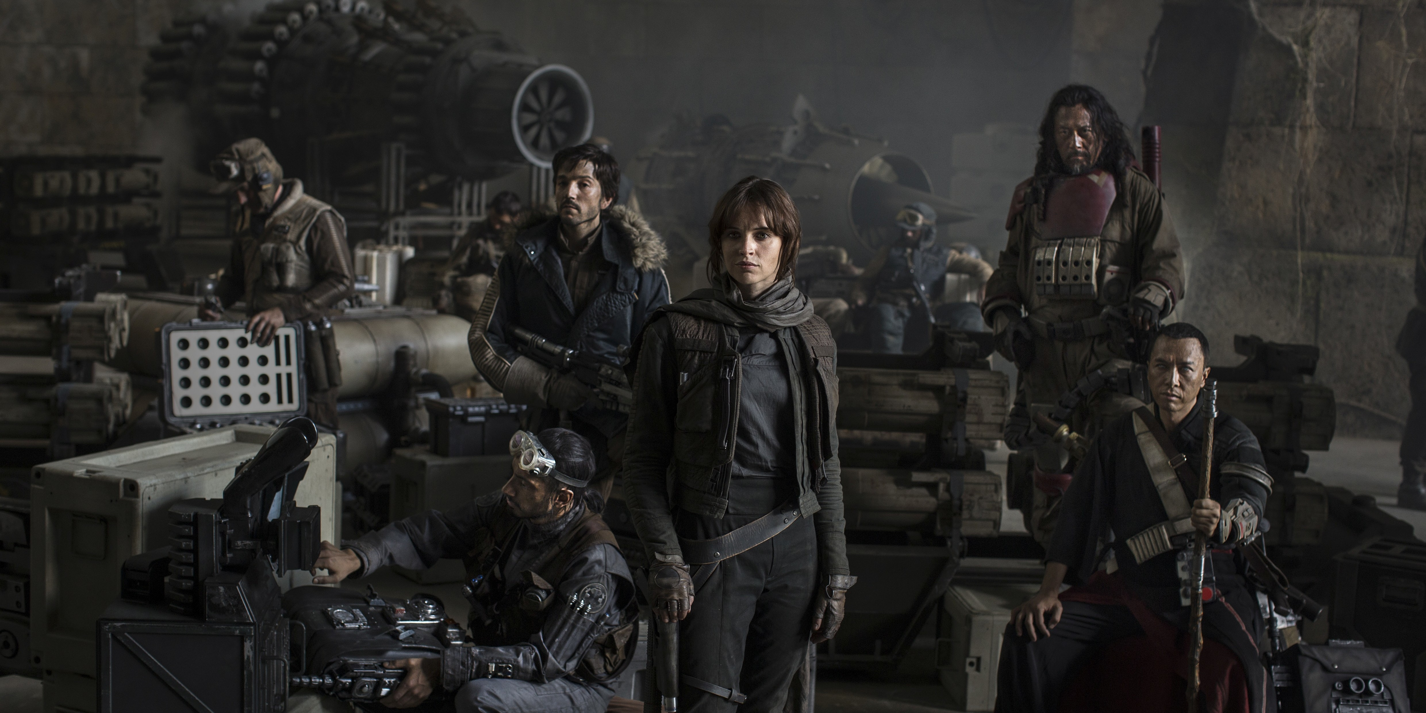 'Rogue One: A Star Wars Story' Will Be A Science Fiction Period Piece