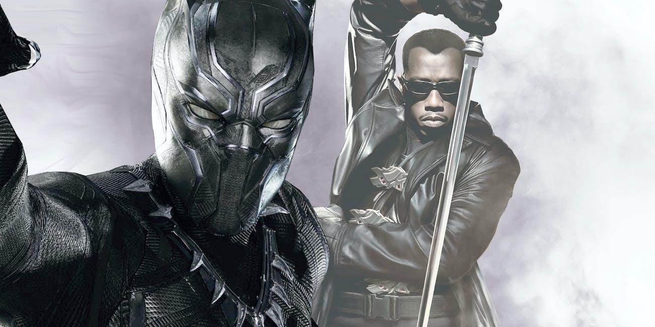 Black Panther Blade