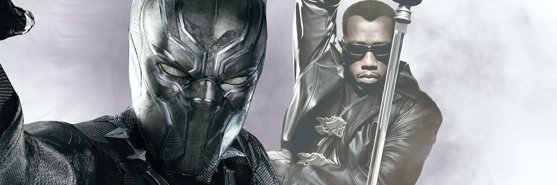 Image result for black panther blade movie