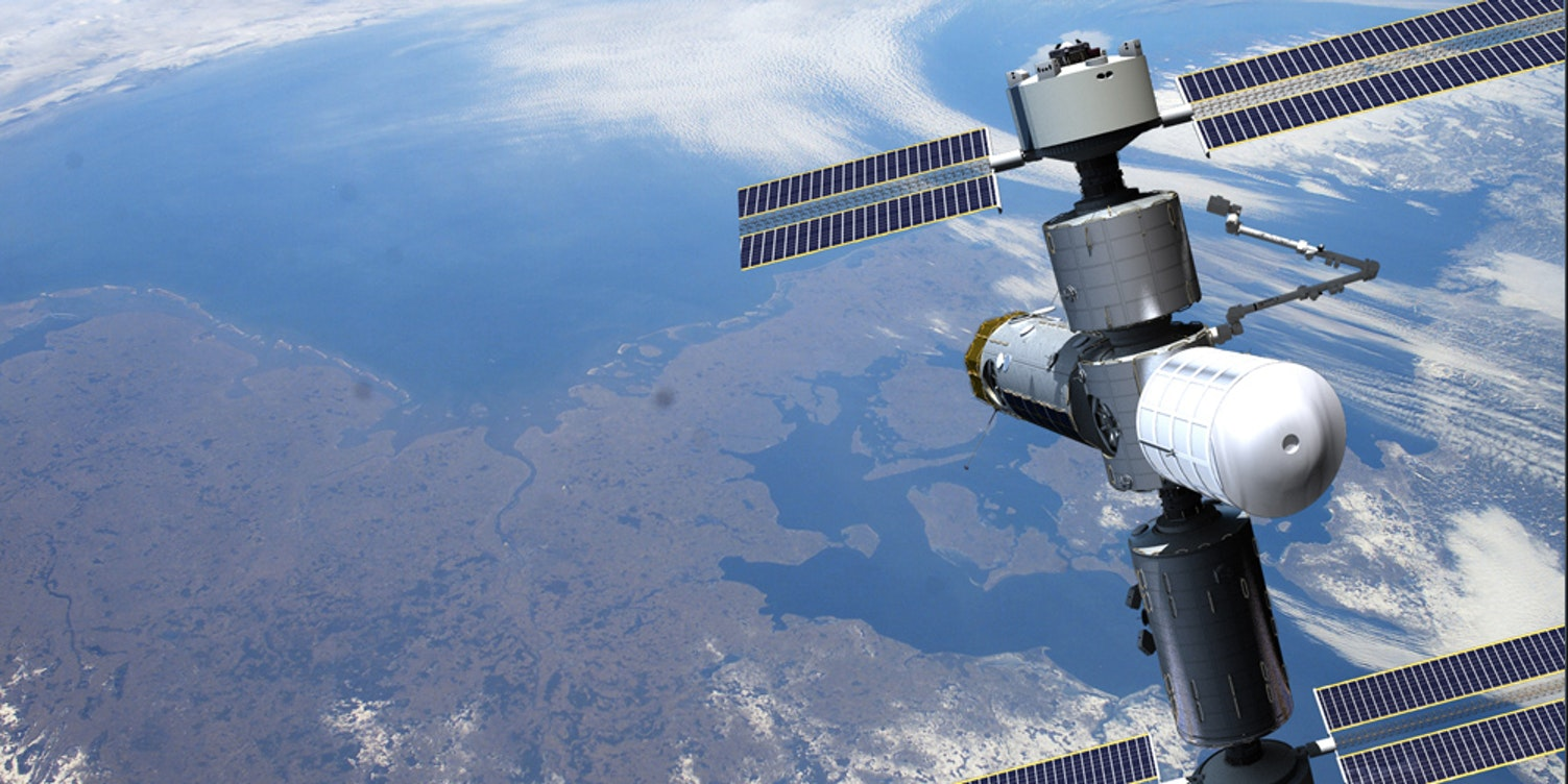 This Company wants to launch a private space station by 2020
