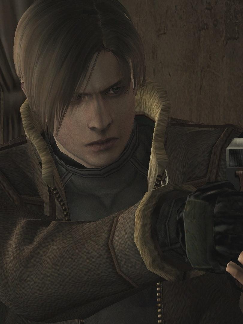'Resident Evil 4 HD'