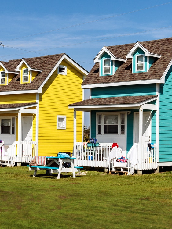 The psychology of tiny houses.