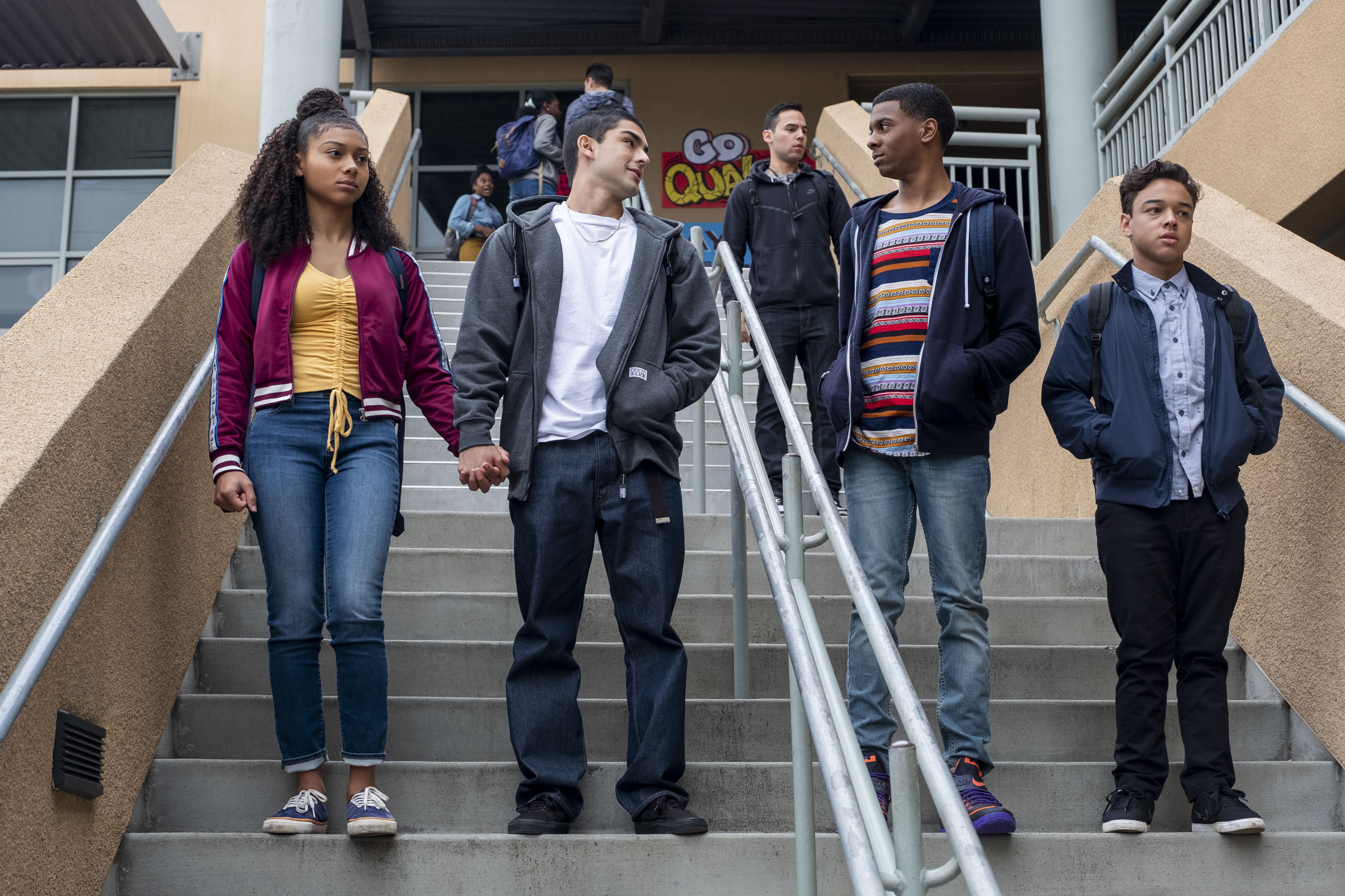 Watch on my block season 2 episode 8 online free