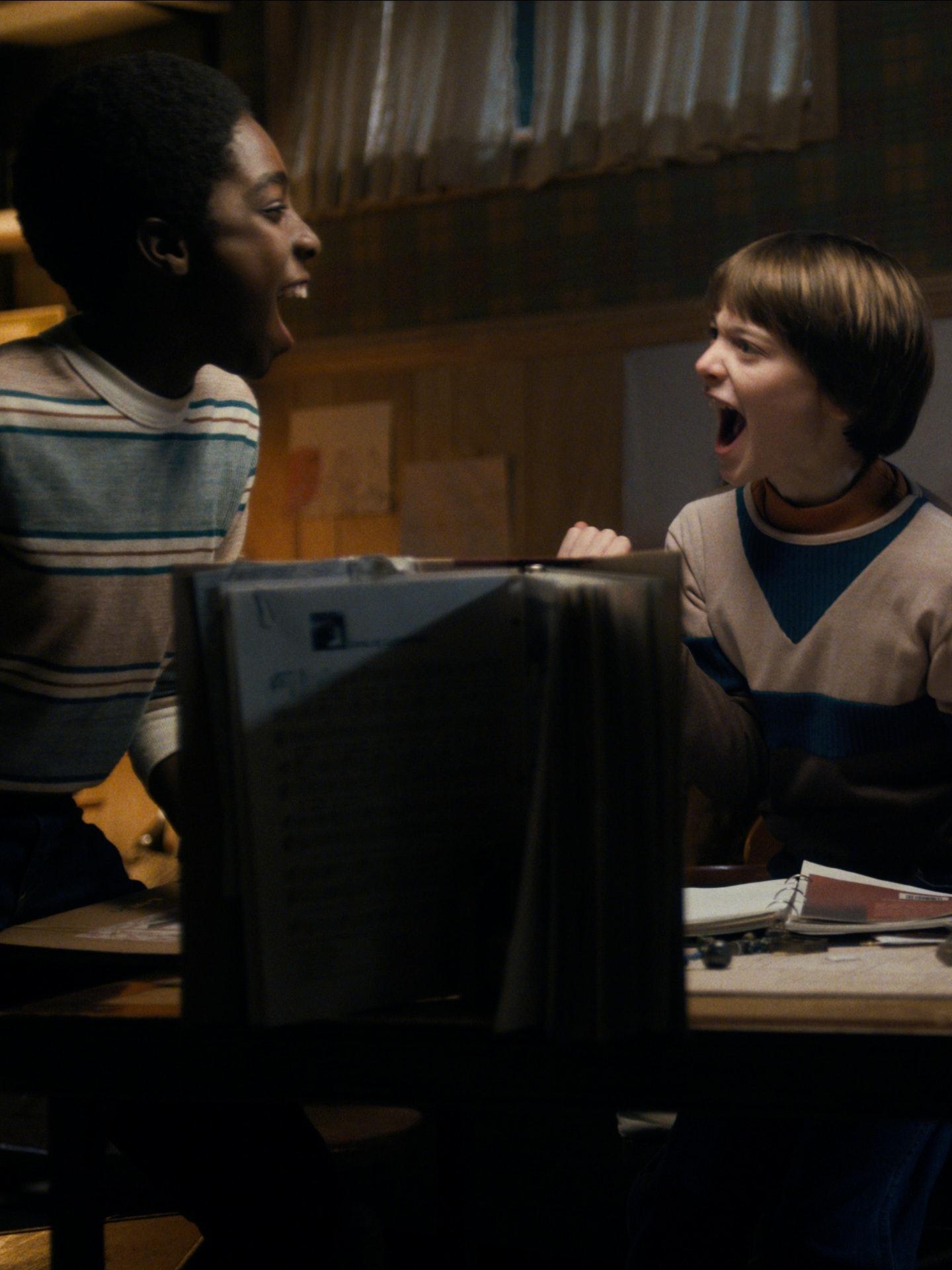 Stranger Things Netflix Dungeons & DRagons