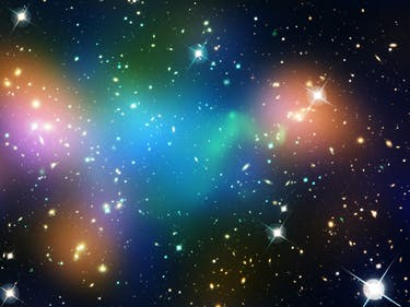 The Secrets of Dark Matter Reveal How the Universe Has Evolved