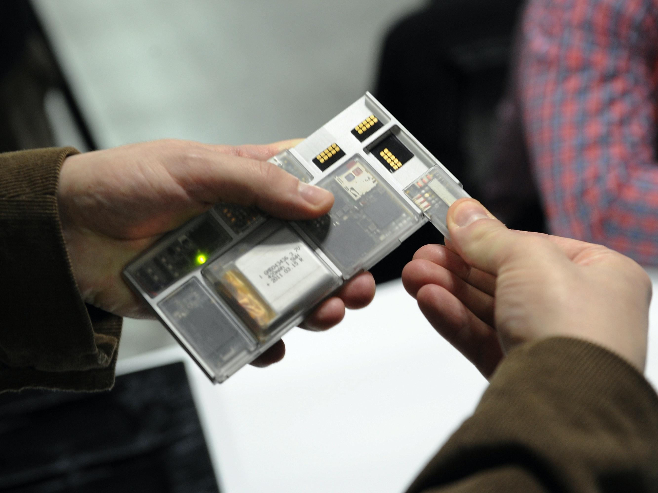 Report: Project Ara, Google's Modular Phone, Has Been Canceled