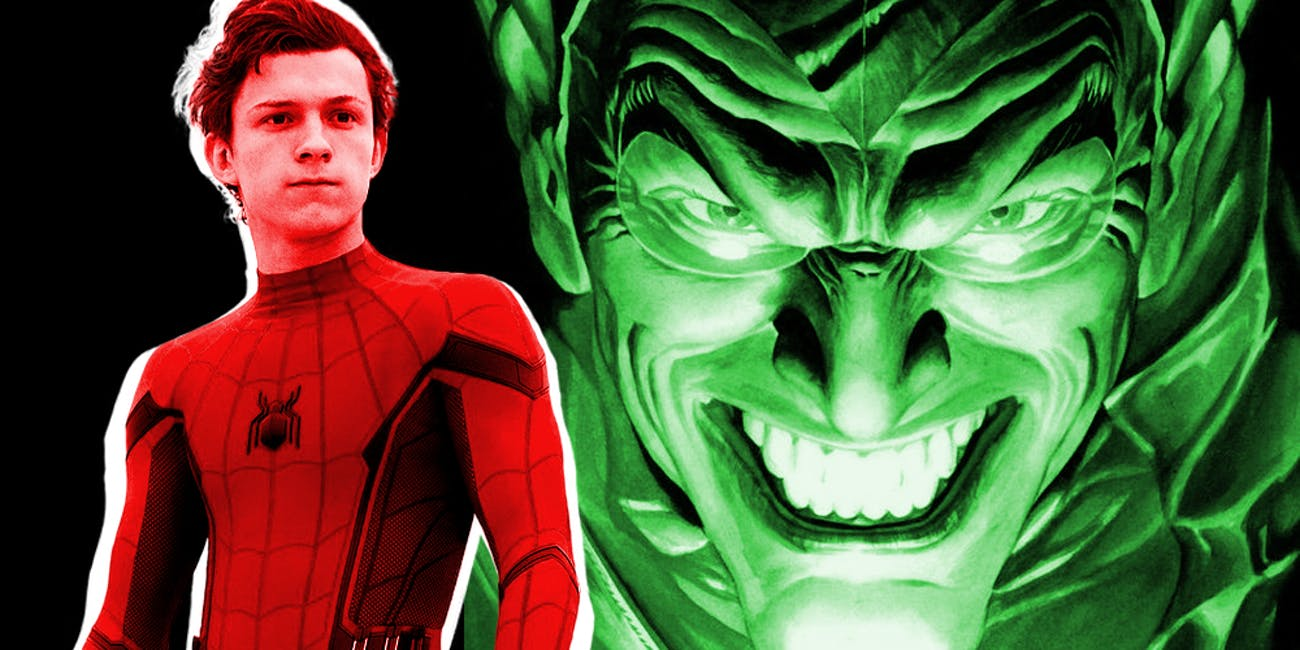 Spider-Man Green Goblin MCU