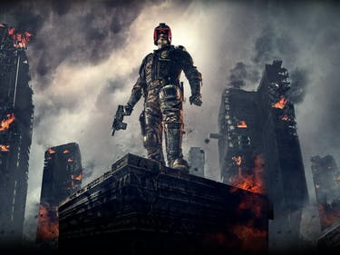 Judge Dredd Will Protect Mega-City One in a New TV Show